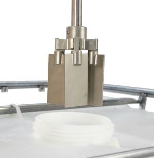 Euromixers IBC Mixers - Tote Tank Agitators - Industrial Mixers