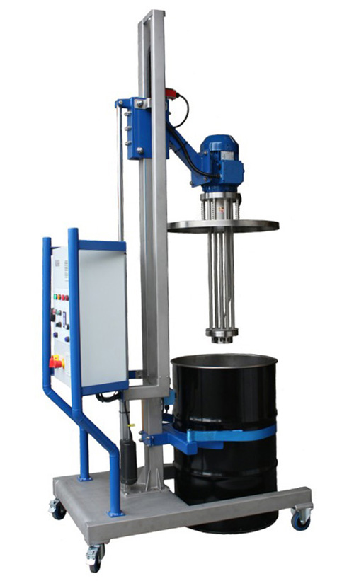 HIGH SHEAR MIXING STATION